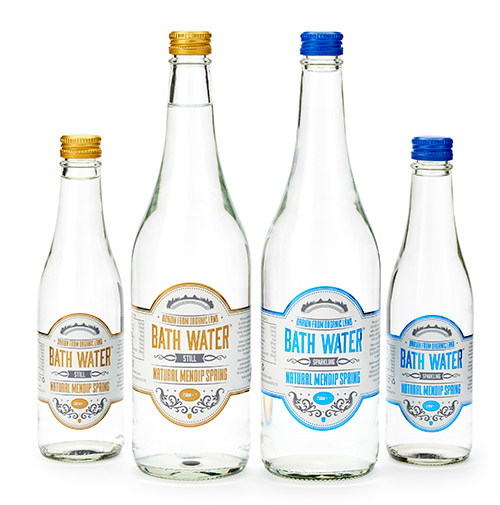 750ml glass bottles